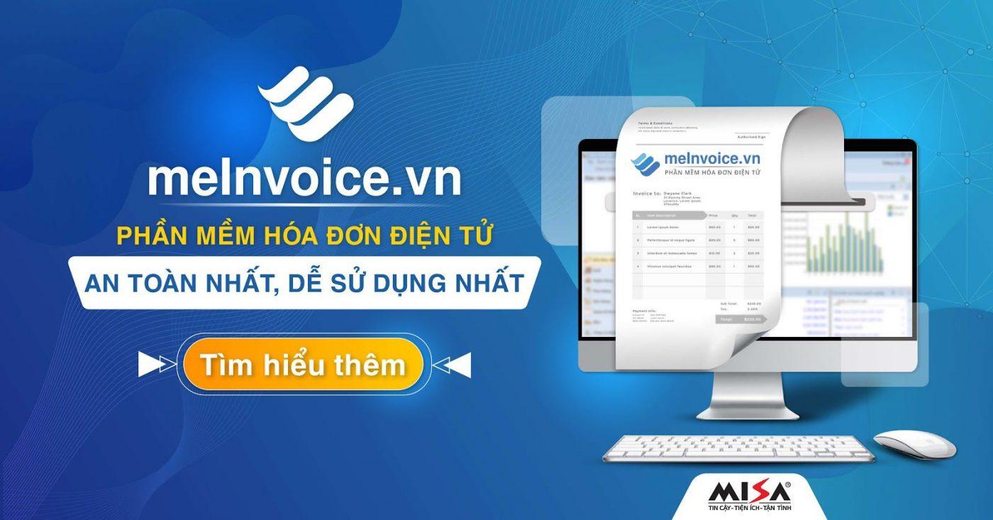 đăng ký sử dụng hóa đơn điện tử, quy định hóa đơn điện tử, hóa đơn điện tử, meinvoice,